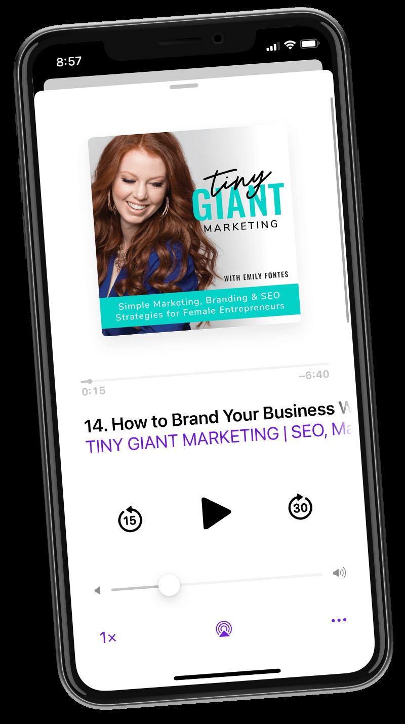 marketing podcast, seo podcast, branding podcast